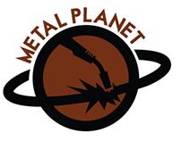 Metal Planet Logos