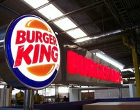 QUIOSQUE BURGER KING