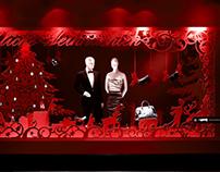 Christmas at Breuninger 2009
