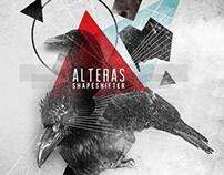 """Alteras """"Shapeshifter"""" Album Art"""