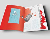 Creative Circle magazine production