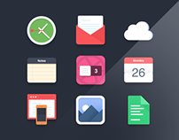 Icons pack #1