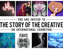 """""""The Story of the Creative"""" invited..."""