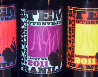 Tempranillo Labels