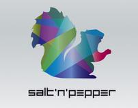 Logo Design SALT'N'PEPPER