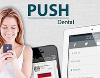 Push Dental Website