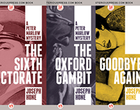 Joseph Hone eBook Covers