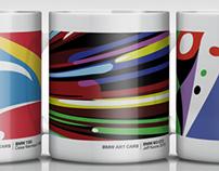 BMW Art Cars / Mug Design