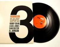 Robinson Davis Record Album Cover