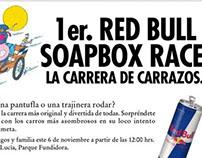the pantufla racing red bull soapbox race
