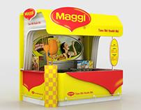 Nestle Maggi Kiosk
