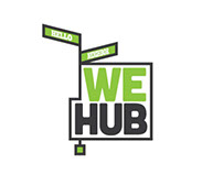 We Hub Logo