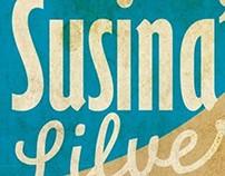 Susina's Silver Club Locandina