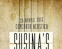 Susina's Silver Acustic Concert
