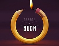 Create or Burn 3D and Graphics