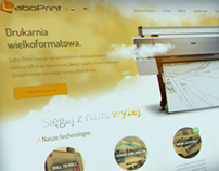 Laboprint Website