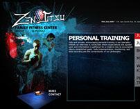 Zen Jitsu Web Design