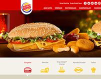 Burger King (Concept Design)