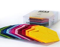 Hexa Coasters / Identifiers