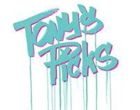 Tony's Picks   Kohl's packaging