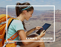 Project Experts for Tourister