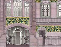 SARAMANDAIA- Set Design Arts/ TV GLOBO