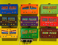 HORN PLEASE MUSICAL BOXES