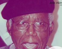 A Tribute to Chinua Achebe