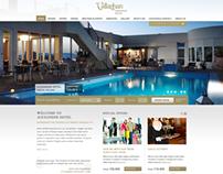 O'Callaghan Hotels User Interface Design