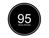 Mandela 95 Poster Project