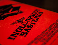 Inglourious Basterds - Alternative Movie Poster