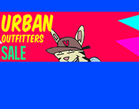 Urban Outfitters (Online Sales Sample Ad)