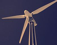 La grande éolienne de Paris