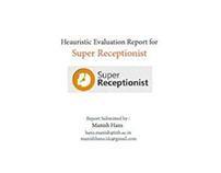 Heauristic Report and Design Alternative