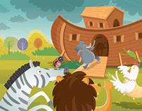 Children's books illustrations 2