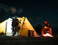 "Cycle World - ""1,000 Miles & Running"""
