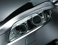 Audi Q7 Studio Lighting