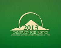 Campaign For Justice // Campaign For Justice 2013