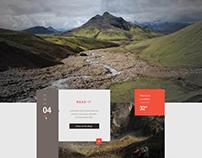 Web | OBH Landing Page Concept