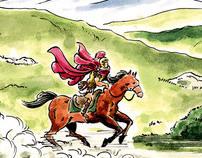 Vindolandia Comics