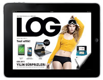 Log Magazine - iPad App