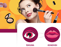 MyMakeup - Restyling Website (Contest Proposal)