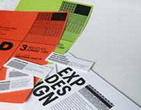 COMMUNICATION FOR DESIGN EXHIBITION