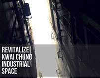 Revitalization of Kwai Chung Industrial Space