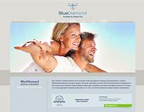BlueDiamond Hotels & Resorts website