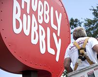 Hubbly Bubbly Signage
