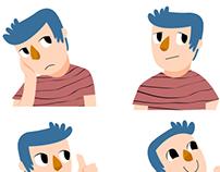 Ilustraciones para pauta de evaluacion SENAME