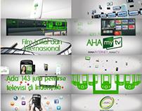 AHA My TV