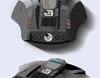 Elephant Style Cordless Phone