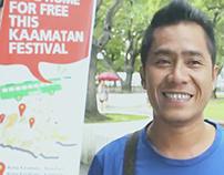 Maxis 2013 Gawai & Kaamatan | Campaign